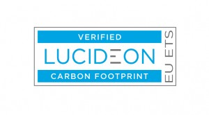 Sustainability Lucideon Carbon footprint