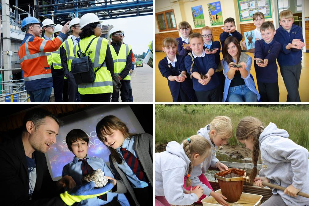 Briar Chemicals works closely with the local University, colleges and schools within the community